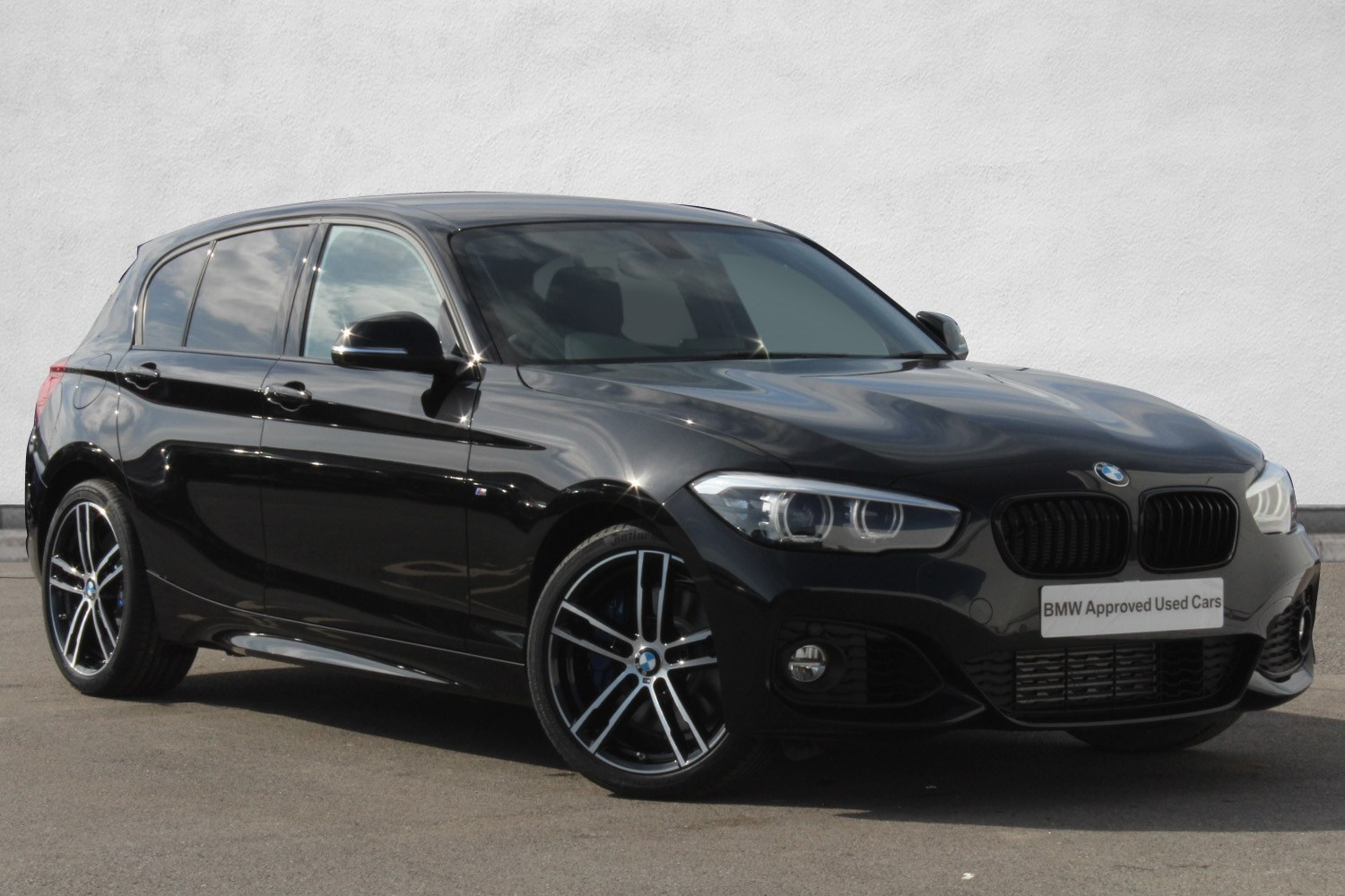 Used Bmw 1 Series 118i 1 5 M Sport Shadow Ed 5dr Step Auto